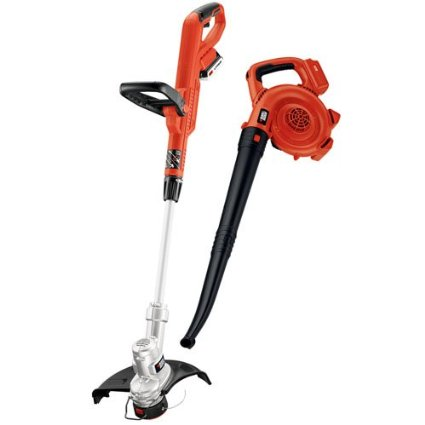 Black-&-Decker-LCC300-20-volt-Max-String-Trimmer-and-Sweeper-Lithium-Ion-Combo-Kit-View2