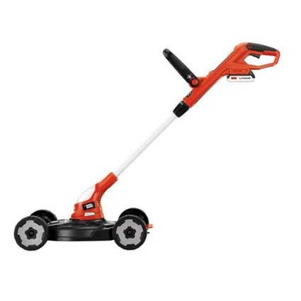 Black-&-Decker-MTC220-12-Inch-Lithium-Cordless-3-in-1-TrimmerEdger-and-Mower,-20-volt-View1