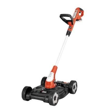 Black-&-Decker-MTC220-12-Inch-Lithium-Cordless-3-in-1-TrimmerEdger-and-Mower,-20-volt-View2