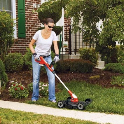 Black-&-Decker-MTC220-12-Inch-Lithium-Cordless-3-in-1-TrimmerEdger-and-Mower,-20-volt-View4