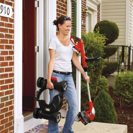 Black-&-Decker-MTC220-12-Inch-Lithium-Cordless-3-in-1-TrimmerEdger-and-Mower,-20-volt-View5