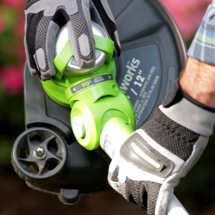 GreenWorks-21332-G-MAX 40V-13-Inch-Cordless-String-Trimmer - Battery-and-Charger-Not-Included-View3